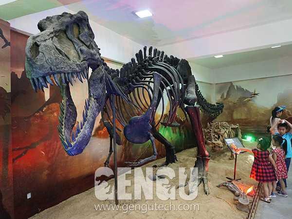 霸王龍化石(FP-256)