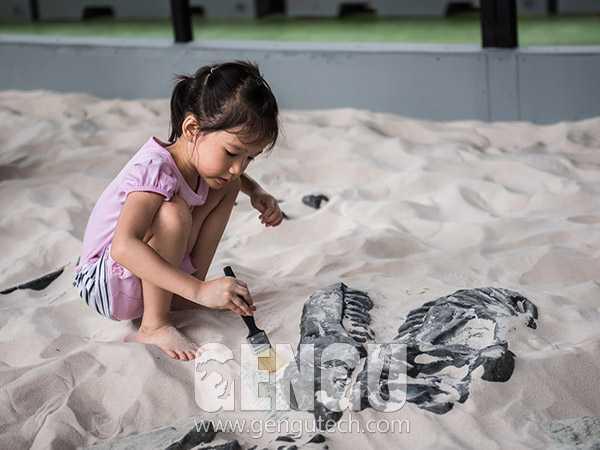 挖掘化石游戏(FP-276)