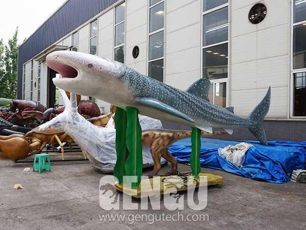 鲸鱼鲨鱼(AA-338)