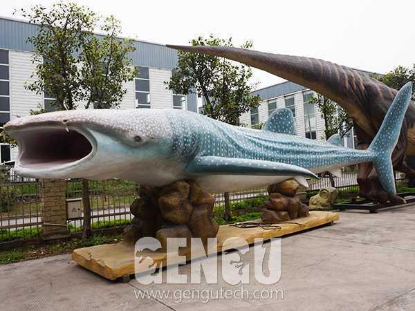 鲸鱼鲨鱼(AA-349)