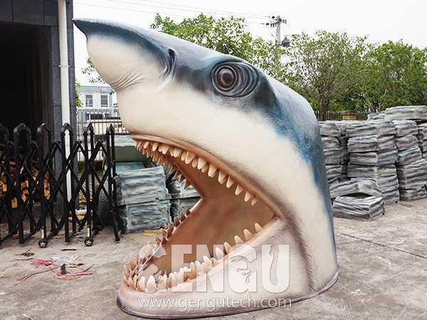鲨鱼头(AA-392)
