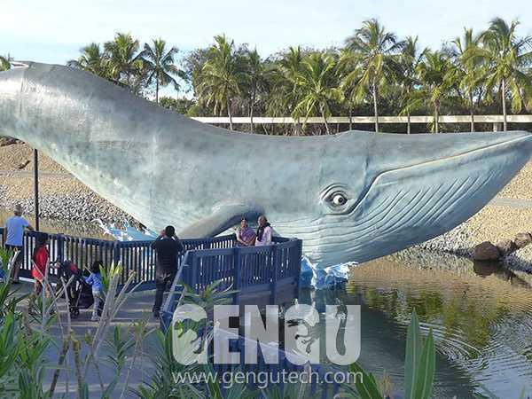 长须鲸(AA-458)