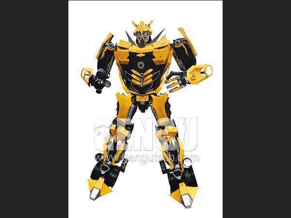 變形金剛大黃蜂(TM-817)