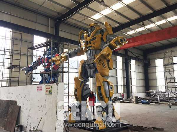 變形金剛大黃蜂(TM-833)