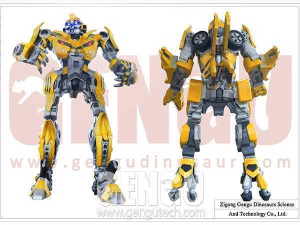 變形金剛大黃蜂(TM-837)