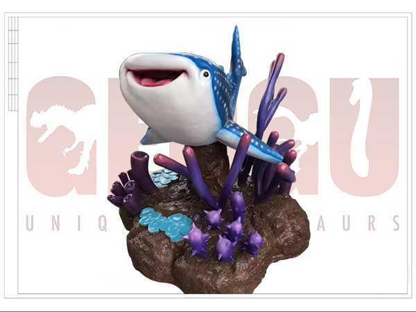 小鲨鱼(CP-793)